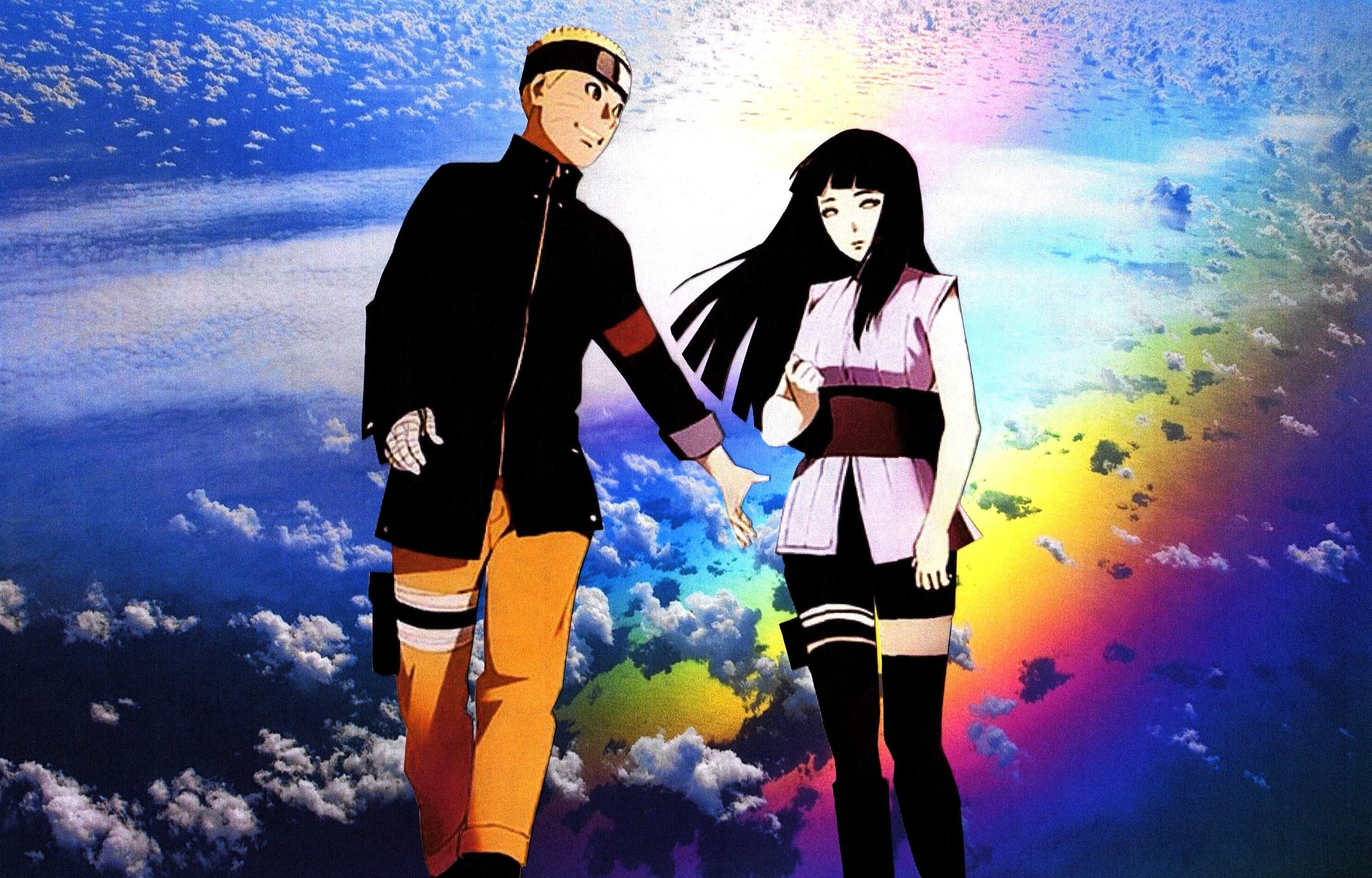 naruto and hinata the last wallpaper 6 by weissdrum on