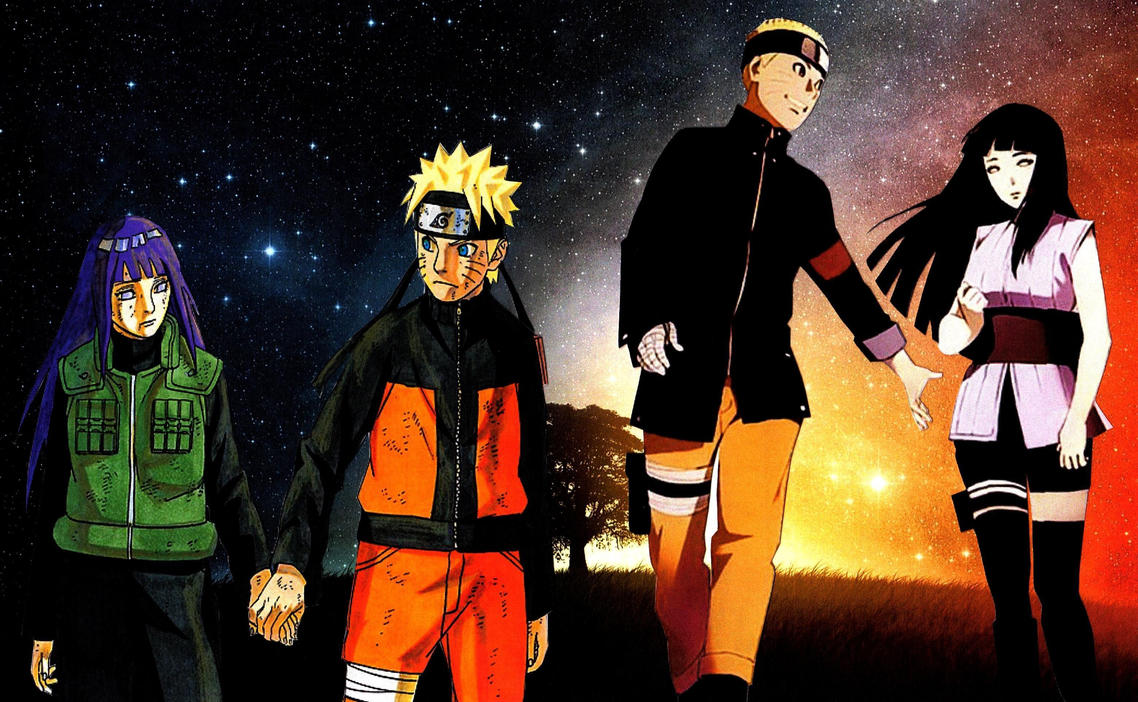 Naruto And Hinata Shippuden And Last Wallpaper By