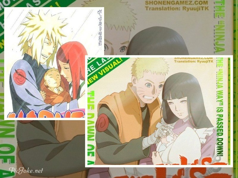 Naruto Family Generations Wallpaper By Weissdrum On Deviantart