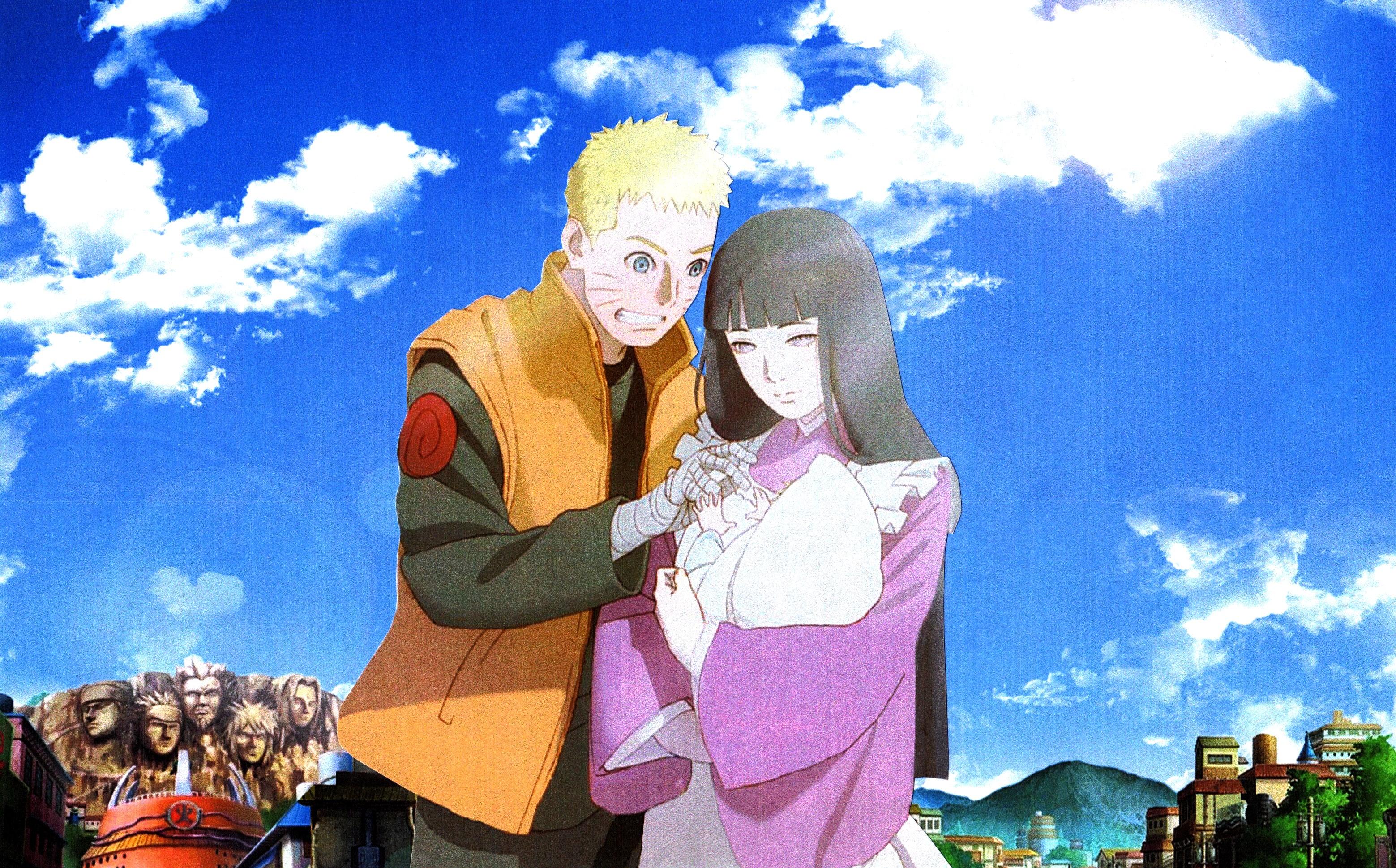 Wallpaper Naruto And Hinata