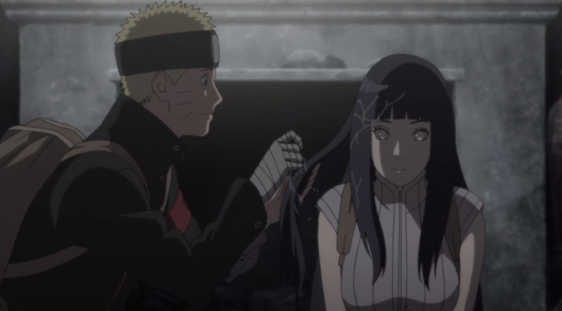 Naruto hinata dating fanfic