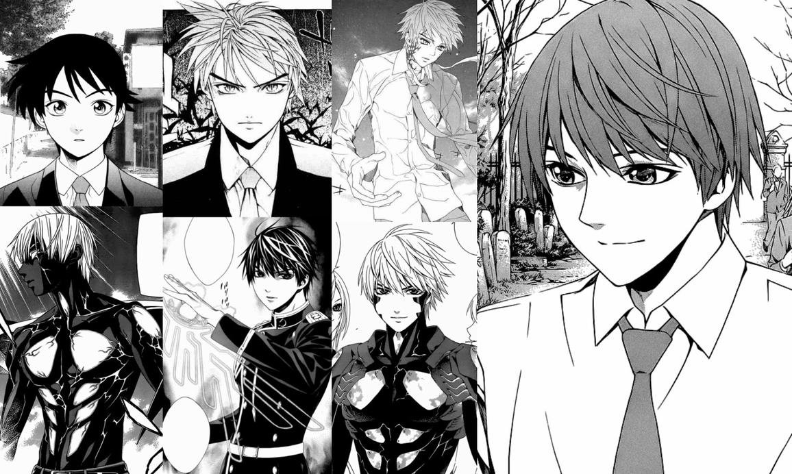 Tsukune Aono Evolution by weissdrum on DeviantArt