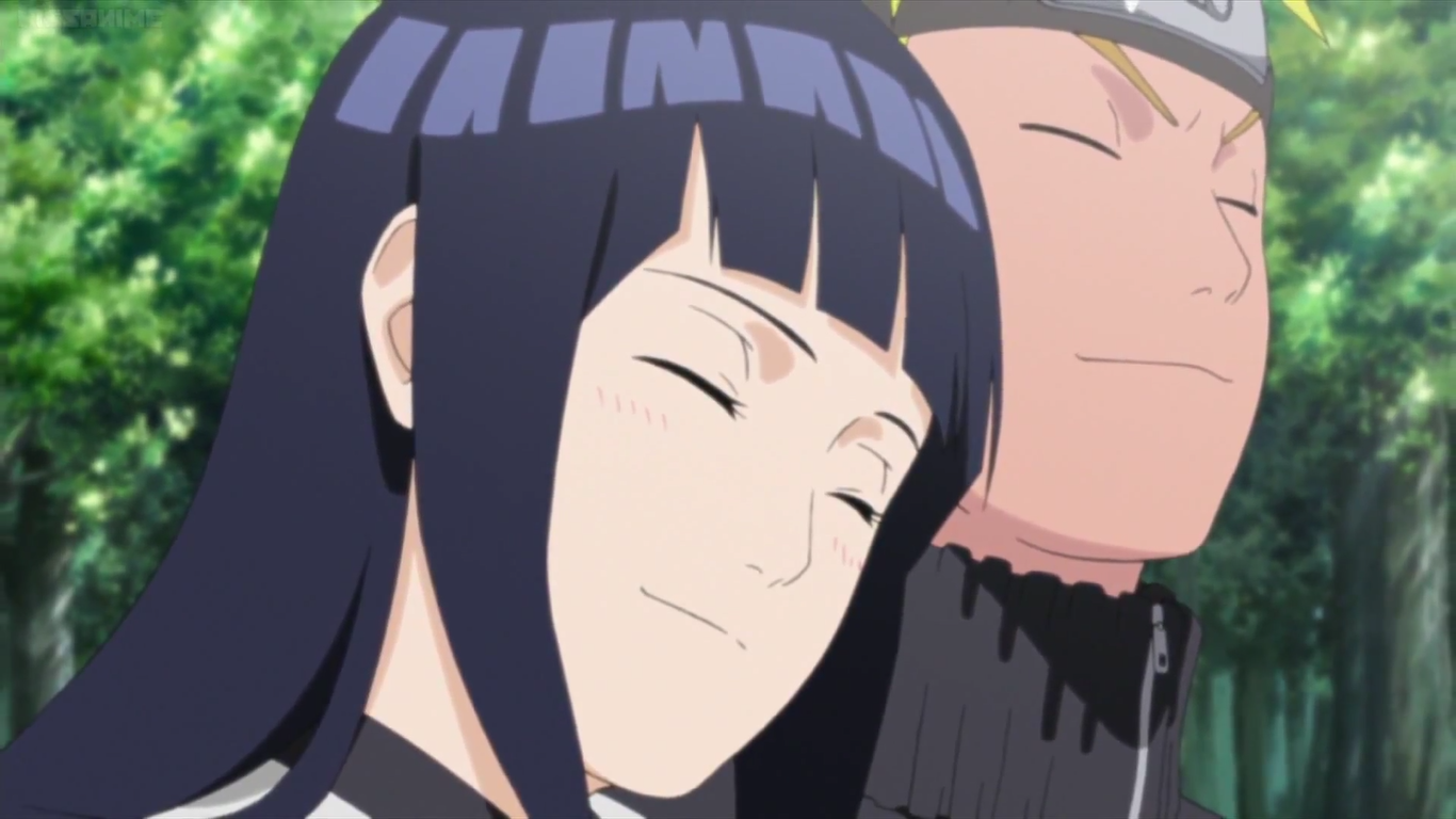 Naruto And Hinata As A Couple By Weissdrum On Deviantart