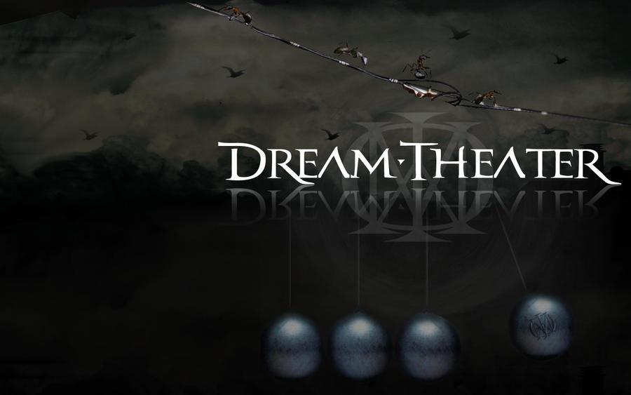 Dream Theater Wallpaper by *Lj-24 on deviantART