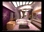 my 1st bedroom at DesignIQ