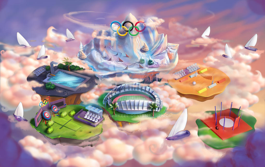 Olympic mobile game map by artywakeel on deviantart olympic mobile game map by artywakeel gumiabroncs Gallery