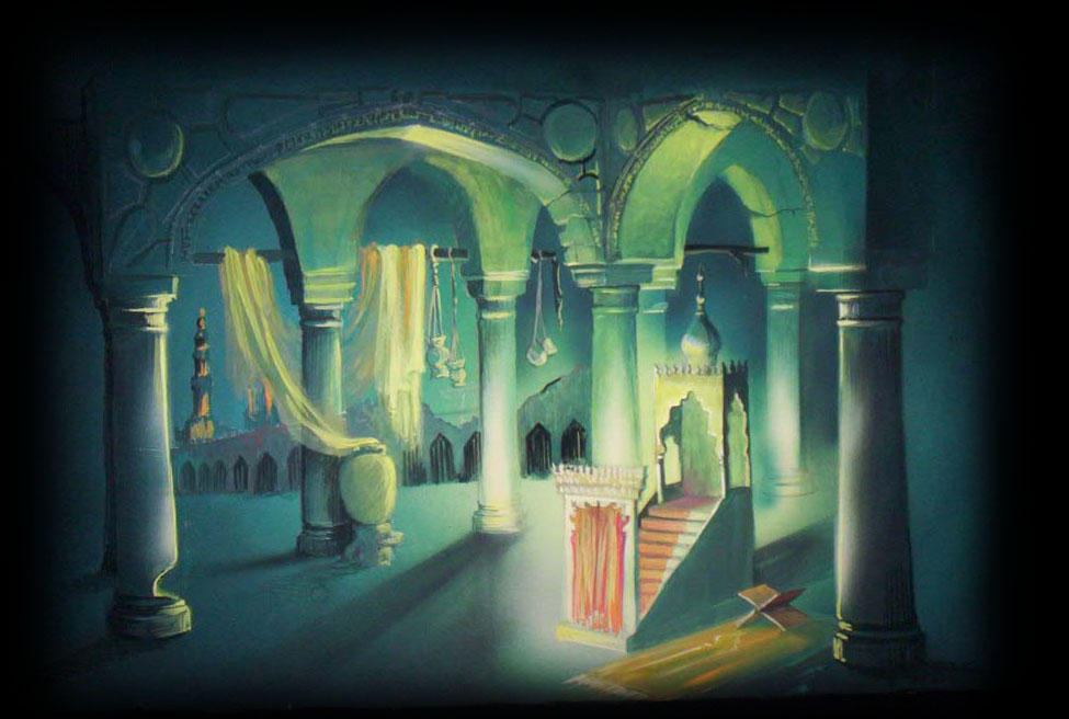 AL-Azhar Mosque by artywakeel