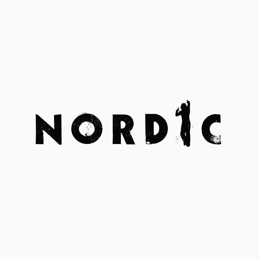 Nordic Jugendgottesdienst Logo by quotedesign