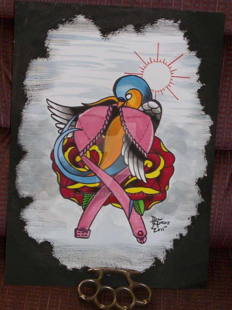 Tattoo flash by drewsifer on deviantart for Tattoo shops in zanesville ohio