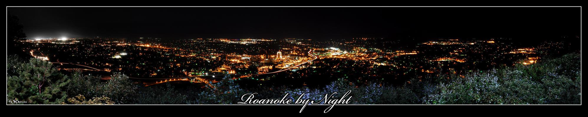 Roanoke by Night by WeezyBlue
