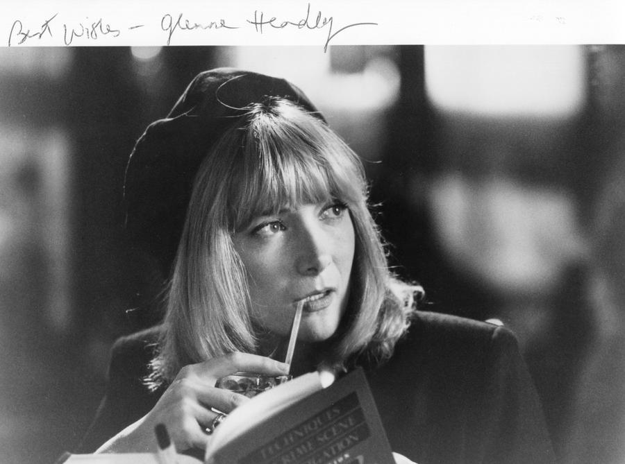 Image result for glenne headly