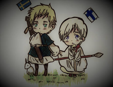APH:Baby Fin and Sweden