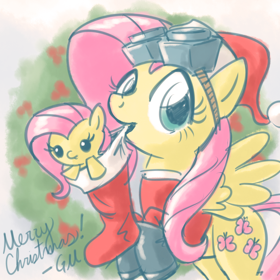 A Dr. Adorable Christmas by GiantMosquito