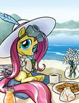 Dr Adorable on vacation