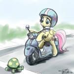 NATG Day 1: Idling pony