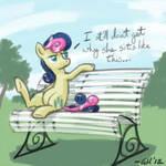 NATG Day 8: A pony trying something new