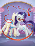 Rarity with Dress Form