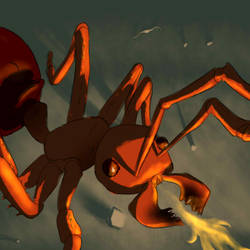 Fallout Equestria Bestiary: Fire Ant