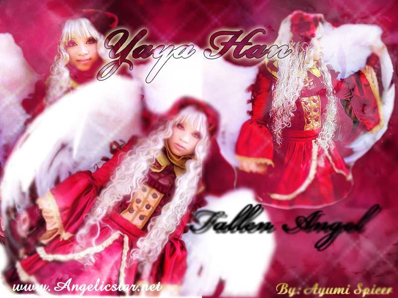 Yaya Han .::Fallen Angel::. by AyumiSama