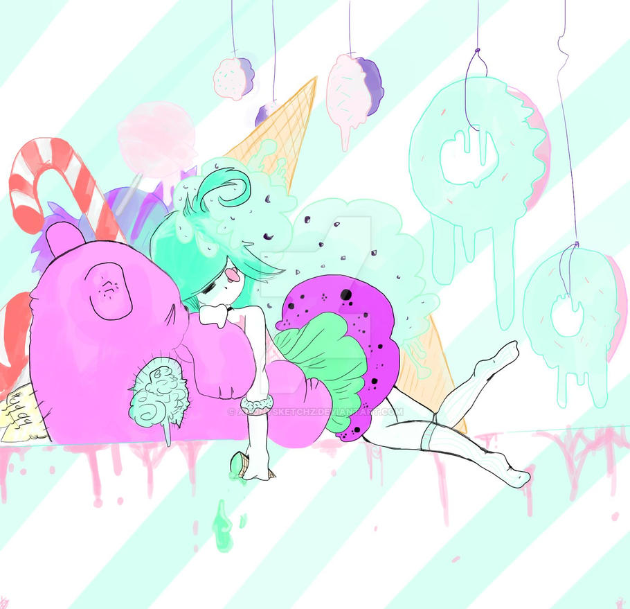 Sweets by AnonySketchz