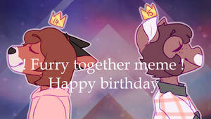 !Birthday Together! by Meow-Lord
