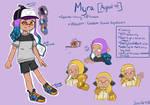 Myra Reference Sheet