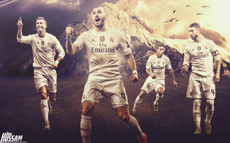 Real Madrid 2016 Wallpaper By Hussam Odeh On Deviantart