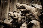 Gargoyles by HappyCreA