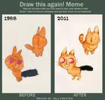 Draw this again Meme - Jollyversion