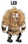 Leo - Metal Zodiac
