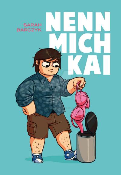 Nenn mich Kai Cover by Kritzelkrams