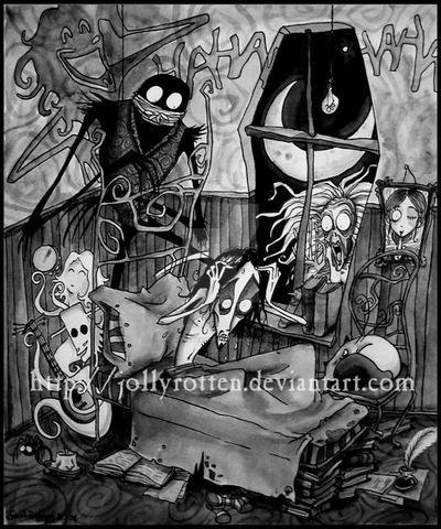 Nightmare by JollyRotten