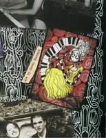 Dresden Dolls Songbook by Kritzelkrams