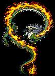 oriental dragon 1