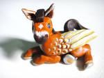 baby Pegasus by Monty107