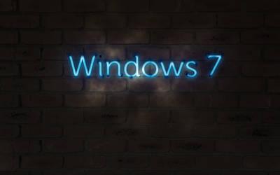 windows 7 by lajonard