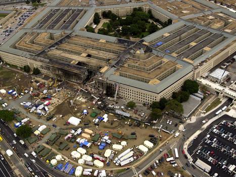 11 Settembre Pentagono U.S.A.