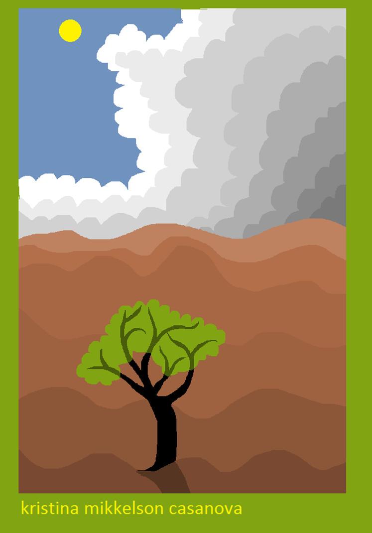 Lone Tree by KR1ST1N4