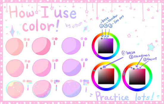 Tutorial - How I use color