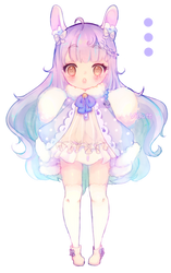 Lavender Fluff! by ViPOP