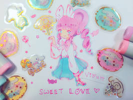 day 3   Sanrio sweets by ViPOP