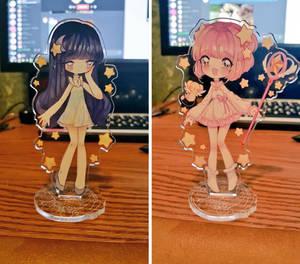 1 day left ! Sakura and Tomoyo Stands !