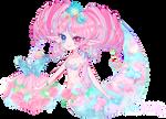 Cotton Candy Tease | Fairy Vial