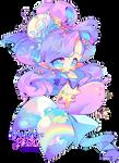 Galactic Pearl   Fairy Vial