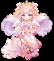 Stardust Mimosa   Fairy Vial by ViPOP