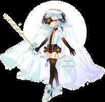 Loyal Ram Soldier | Fairy Vial by ViPOP