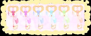 Magical Item | Fairy Vials