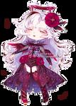 Poisonous Ballerina   Fairy Vials