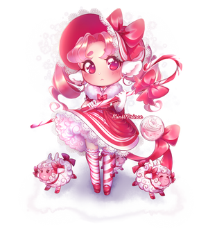 Peppermint Shepherd | Fairy Vials