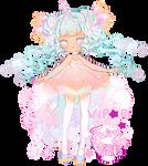 Mythical Seacorn   Fairy Vials